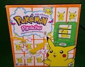 RESERVED for Brian Dunne - Vintage Pokemon Pikachu Match'Em Catch'Em Game - Nintendo Board Game