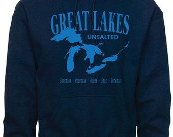 Great Lakes Unsalted Amp Shark Free Coasters Set Of 4