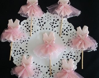 Tutus Cake Toppers, Baby Shower Favor, Baby Shower Tutus, Baby Shower  Decoration,