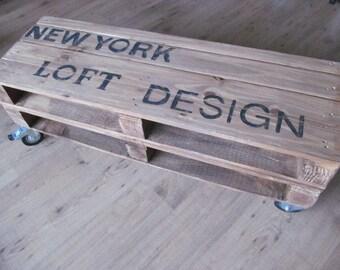Lowboard 'LOFT DESIGN' range table