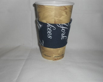 New York Yankees Coffee Cup Cozy