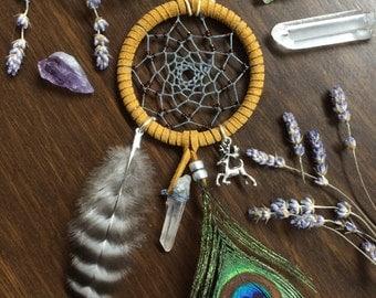 Lovely deer necklace