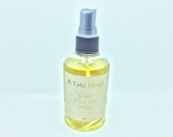 Shayi Body Oil Spray - 4 oz.