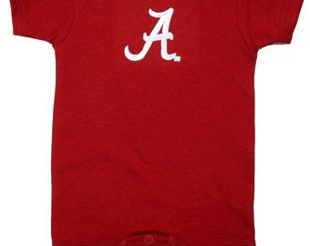 Alabama Crimson Tide Team Spirit Baby Bodysuit