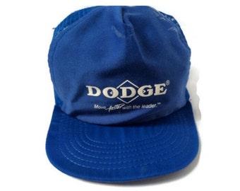 Dodge Trucker Hat