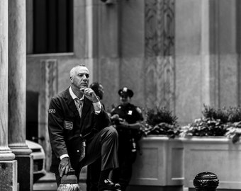 The Stockbroker - New York Stock Exchange