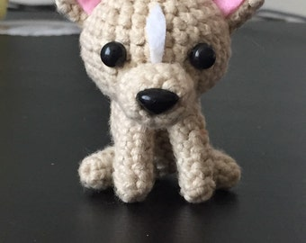 MADE TO ORDER: Dog Keychain, any breed possible!
