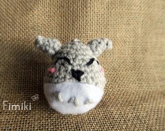 Key chain Kawai Totoro