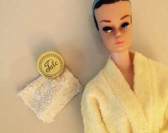 Vintage Barbie Outfit #988 Singing in the Shower, with RARE Bar of Soap!!