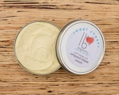 Little Loves // Sweet Cheeks Organic Diaper Cream // safe for cloth diapers