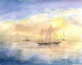 Let It Go... Sails Up...
