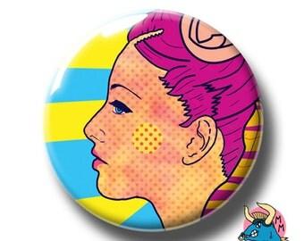 Summer Badge. Summer Pin. Summer Button. Pinback Button. Pin. Pin Badge. Pin Badges. Badges. Button. Buttons. Button Badges. Pins.