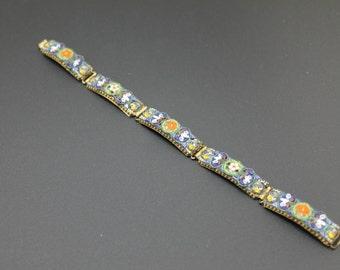 Women's Micro Mosaic Bracelet