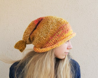 Goldfish cap, soft, nice, for a woman, a man, a big, Christmas gifts
