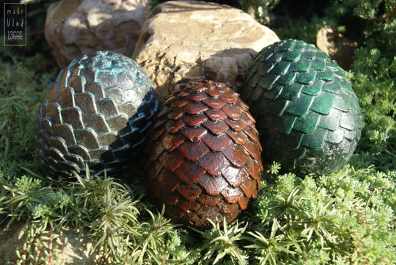 Dragon Eggs - Game of Thrones