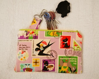 Stamps of ... purses, cell phone case, cell phone pouch