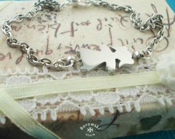 FREE SHIPPING girl bracelet