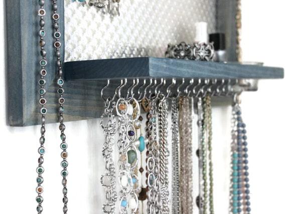 Chandeliers & Pendant Lights |Wooden Wall Jewelry Organizer