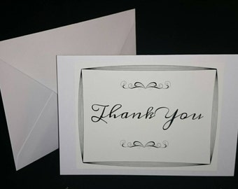 Photography,  THANK YOU Card (C672015).