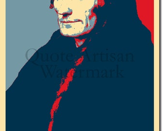Desiderius Erasmus Original Art Print - Photo Poster Gift