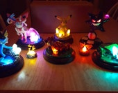 RESERVED Flareon Light-up Sculpture