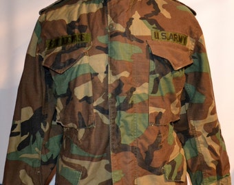 BDU winter coat