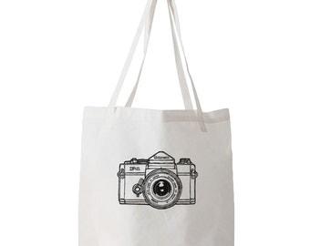 """Camera Series """"Canon F1"""" Tote Bag"""