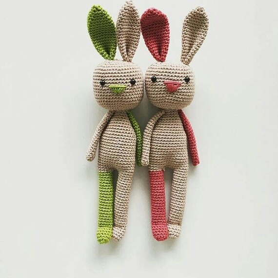 Rabbi crochet toys for babies and childs