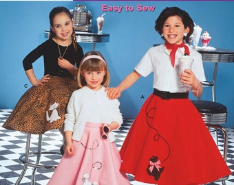 Simplicity Sewing Pattern 5401 Child's Costumes