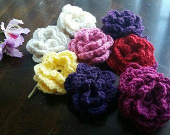 Handmade Layered Flower