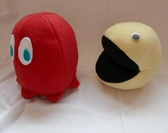 Pacman and ghost