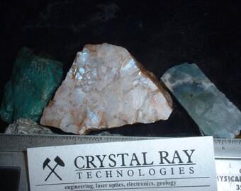 Geo-trio! Slabs Labradorite,  Graphic Moonstone and Kelly Green Amazonite