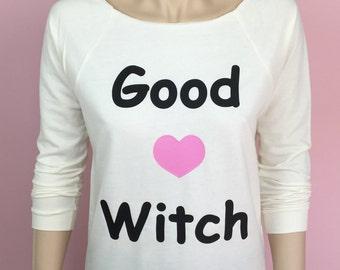 Good Witch Shirt. Halloween Shirt. Halloween Clothes.
