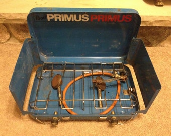 Vintage Primus Outdoor Camping Stove