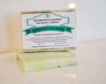 Cornish Sea Salt Soap