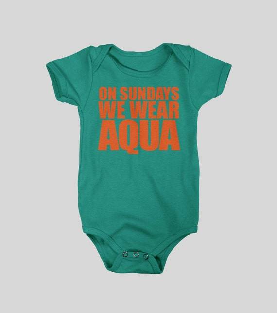 Get ready for game day with Dolphins baby clothing, Miami Dolphins infant outfits, accessories, sports furniture and more from fefdinterested.gq! We offer Dolphins baby jerseys, sleepers, cheerleader dresses, Dolphins mobiles and many more Miami Dolphins baby gear options for your little fan! We have the perfect Dolphins baby gift for a newborn fan in the making!