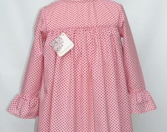 Girls dress, Monogram Dress, Monogrammed outfit, Toddler Outfit,  winter dress for girls, Toddler Dress, Birthday Dress, Monogrammed Dress,