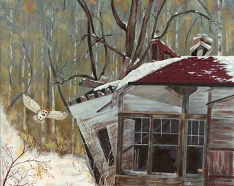 Abandon Old Depot #543
