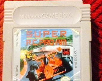 Nintendo Gameboy Game....Super RC Pro Am