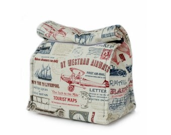 MTO Insulated lunch bag - Vintage