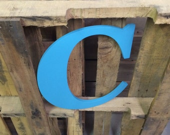 """Wooden Letter 