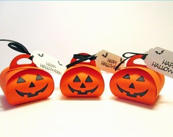Halloween Treat Boxes, Halloween Candy Boxes, Halloween Boxes, Halloween Favors, Halloween Treat Bags, Halloween Decorations Halloween Decor
