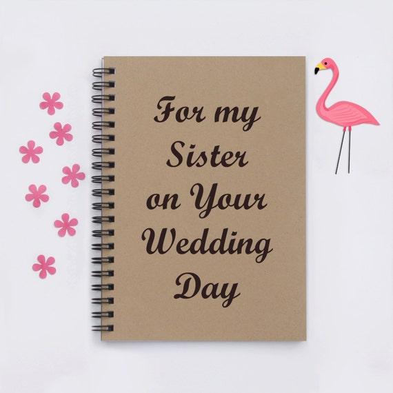 Wedding Day Gift For My Sister : For My Sister on Your Wedding Day, 5