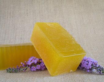 Pink Grapefruit Organic Soap