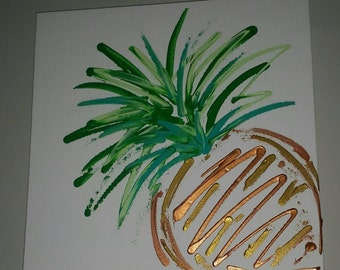 Pinapple art