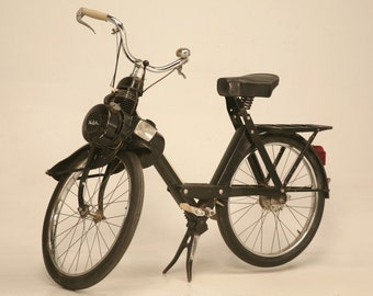 Original Vintage French Solex Motorized Bicycle