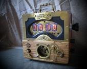 Bad Dog Designs Gordon MK VIII Steampunk Nixie Clock - Motorized