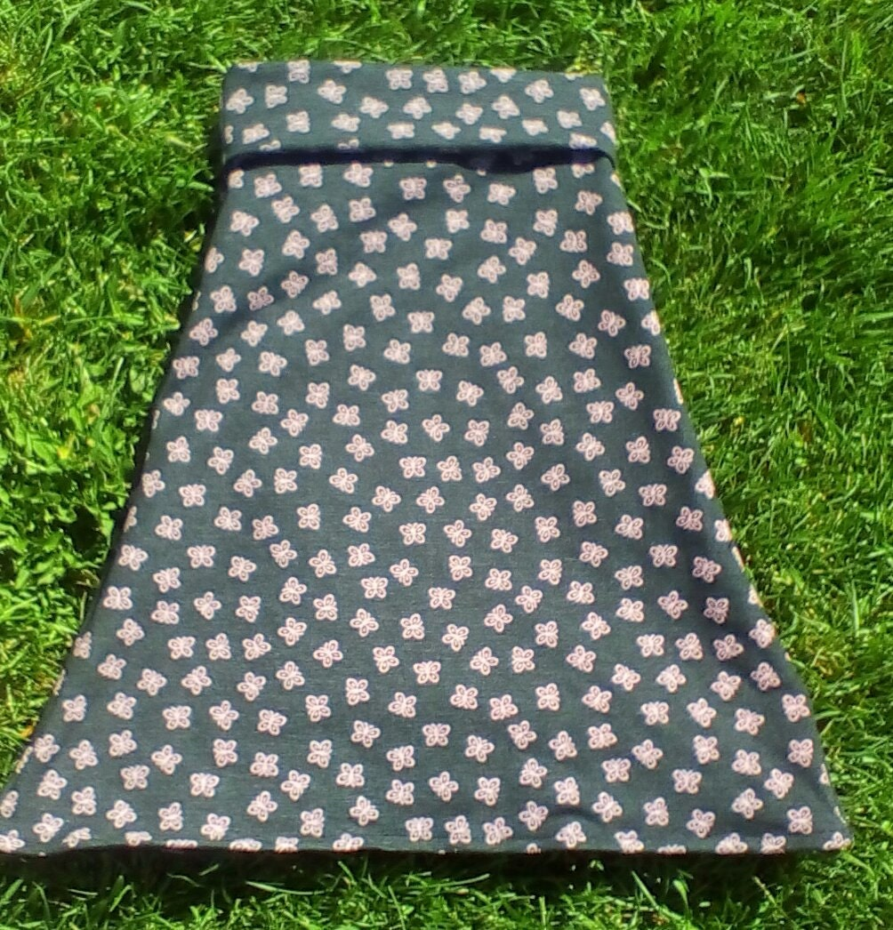and toddlers maxi skirt denim and pink butterfly