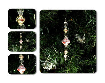 Paper Bead Christmas Ornament Handmade Christmas Decorations Handmade Christmas Ornament Christmas Tree Cloisonne Ornaments 250930968