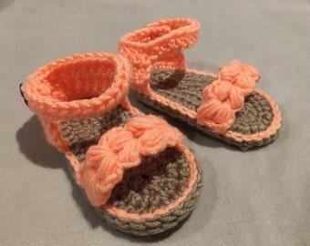 Little baby sandals